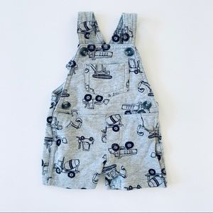 3 months baby boy shorts overalls